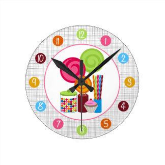 Candy Clock