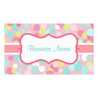 Candy Color Business Card