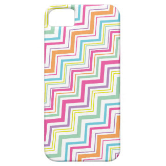 Candy Color Chevron Stripe iPhone5 Case