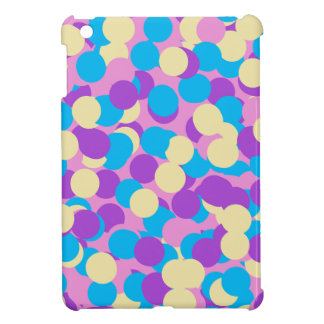 Candy Confetti iPad Mini Cover
