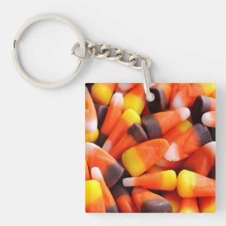 Candy Corn Acrylic Keychains