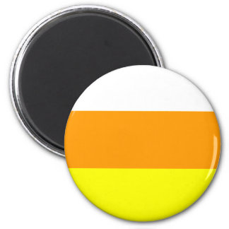 Candy Corn Color Magnet