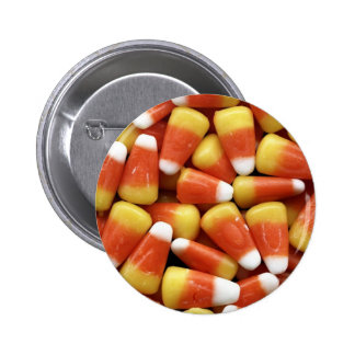 Candy Corn Customizable Buttons