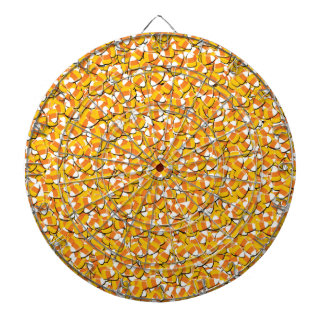 Candy Corn Dartboard