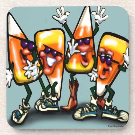 Candy Corn Gang Coaster