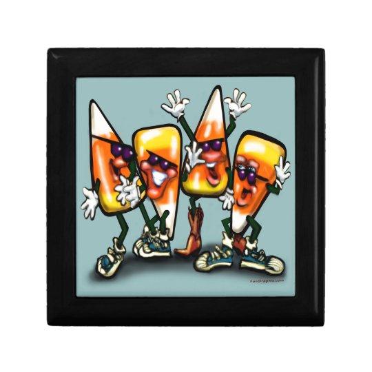 Candy Corn Gang Gift Box