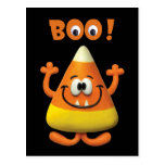 Candy Corn Halloween Boo Party