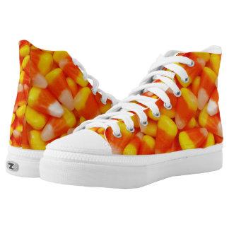 Candy Corn High Tops