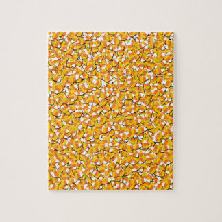 Candy Corn Jigsaw Puzzle