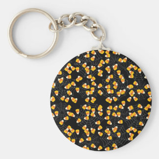 Candy Corn Key Ring