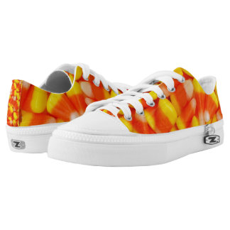 Candy Corn Low Tops