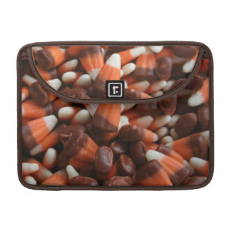 Candy Corn Macbook Pro Rickshaw Flap Sleeve Sleeve For MacBook Pro