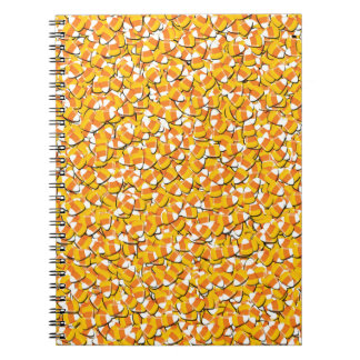 Candy Corn Notebook