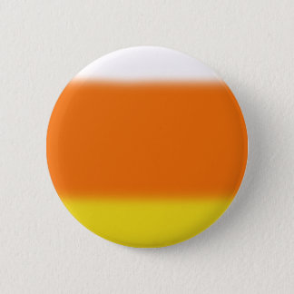 Candy Corn Ombre 6 Cm Round Badge