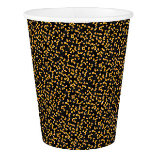 Candy Corn Paper Cup