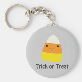 Candy corn - Trick or treat Keychains