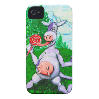 Candy Cow iPhone 4 Case