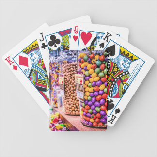 Candy Crush Bicycle Playing Cards
