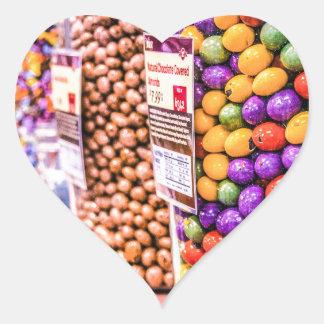Candy Crush Heart Sticker