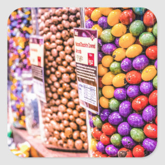 Candy Crush Square Sticker