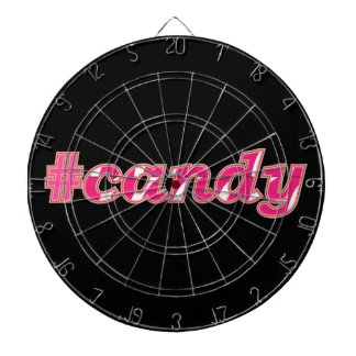 candy dartboard