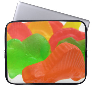 Candy Dinosaurs Laptop Computer Sleeves