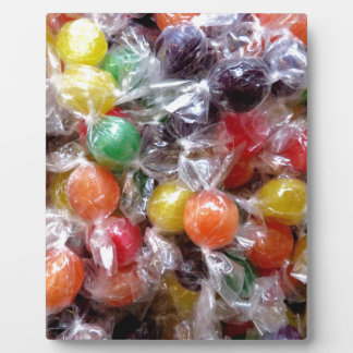 CANDY!!!! DISPLAY PLAQUES