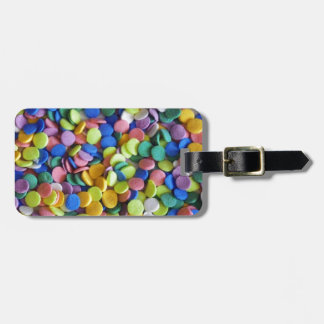 Candy Dots 2 Tags For Bags