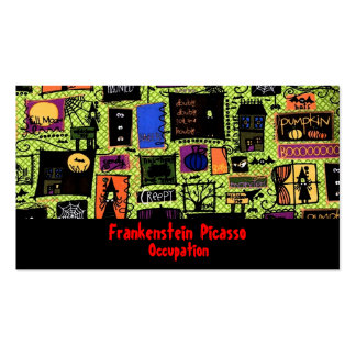 Candy Dreams ~ Business Card