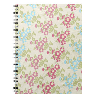 Candy Flowers Notebook