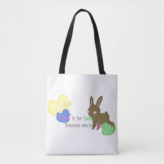 candy for Easter tote bag