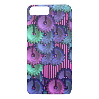 candy gears iPhone 7 plus case