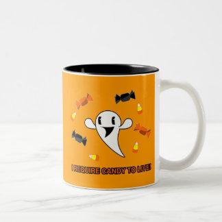Candy Ghost Mug