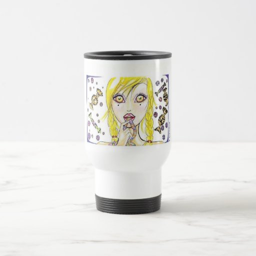 Candy Girl Candy Rapper (Wrappers) / Travel mug