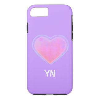 Candy Heart iPhone 7 Case
