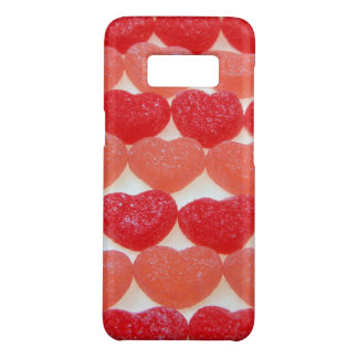 Candy Hearts In A Row Case-Mate Samsung Galaxy S8 Case