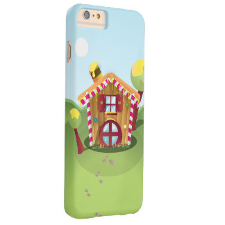 Candy House on the Hill Barely There iPhone 6 Plus Case