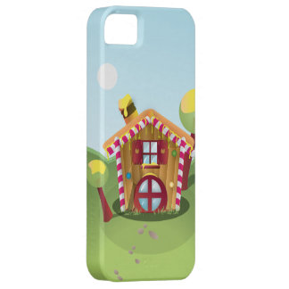 Candy House on the Hill iPhone 5 Cases