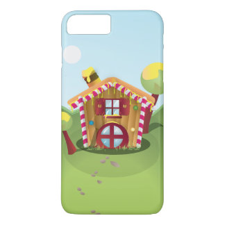 Candy House on the Hill iPhone 7 Plus Case