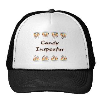 Candy Inspector Cap
