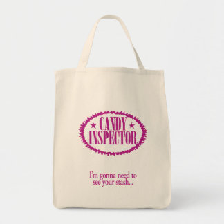 Candy Inspector – I'm gonna need to see your stash
