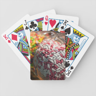 Candy Jars Bicycle Playing Cards