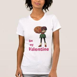 Candy KidsCutie Cookie, be my Valentine T-shirt