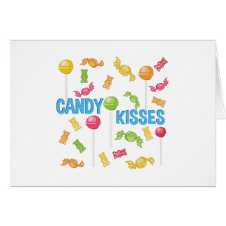 Candy Kisses Card