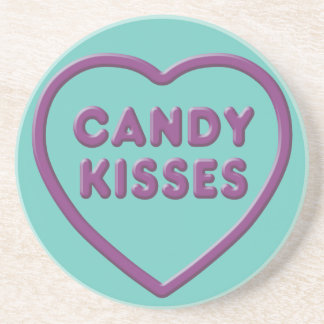 Candy Kisses Coaster
