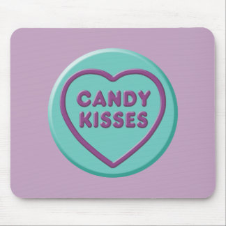 Candy Kisses Mouse Pad