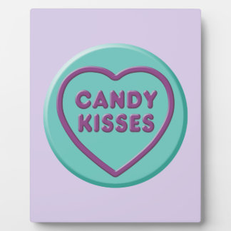 Candy Kisses Plaque