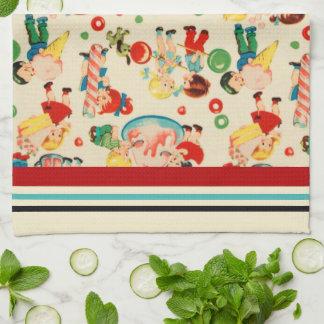 Candy Land Tea Towel