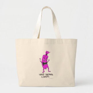 CANDY MAGENTA CANVAS BAGS