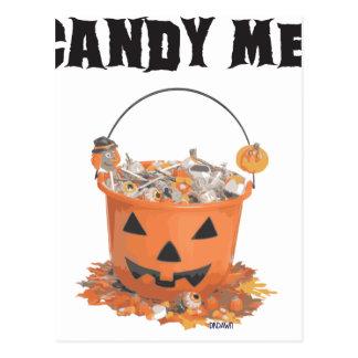 Candy Me Postcard
